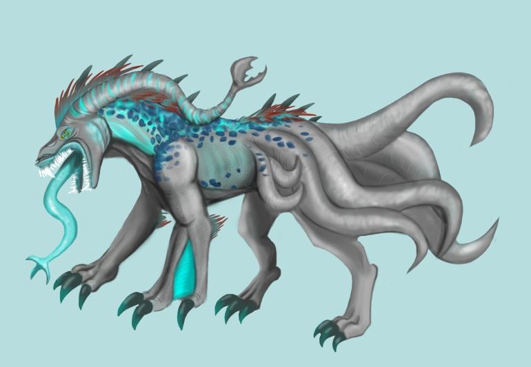 Ark Mod – Rebecca Nix 3D/2D artist